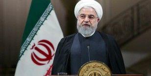 İran Cumhurbaşkanı Ruhani: 'Hegemonya ve tahakküm devri geride kalmıştır'