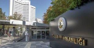 Dışişleri Bakanlığı: AB bölgede güvenlik ve istikrar istiyorsa taraflı tutumundan vazgeçmeli