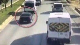 Çaldıkları araçlarla mobeseye yakalandılar