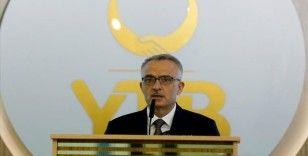 Strateji ve Bütçe Başkanı Ağbal: YTB mütevazı bütçeyle son derece olumlu bir çalışma elde etti