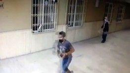 Yaşlı kadının elinden cüzdanını çalan şüpheli tutuklandı