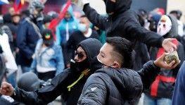 Kolombiya'da polis şiddetine karşı protestolar sürüyor