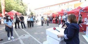 Güvenli Okul Projesi kapsamında 500 okula hijyen malzemesi dağıtıldı