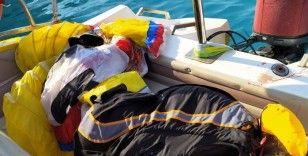 Yamaç Paraşütü ile denize düşen Alman turist hayatını kaybetti