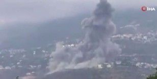 Lübnan'nda patlama