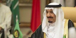 Suudi Kralı'ndan ABD'nin İsrail ile ilgili girişimlerine destek