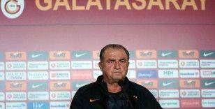 "Fatih Terim: ""Transfer yapma ihtimalimiz çok zor"""