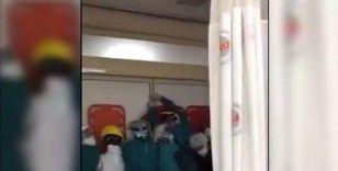 Başkentte ameliyathanedeki sağlık çalışanlarına saldırıya ilişkin 2 gözaltı