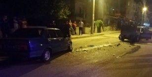 Trafikte dehşet saçtılar: Biri alkollü, diğeri ehliyetsiz