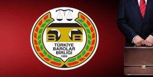 İstanbul'da ikinci baronun kurulması için Türkiye Barolar Birliğine başvuru yapıldı