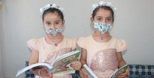 """İkiz kardeşler isimleriyle dikkat çekiyor: """"Suriye ve Türkiye"""""""