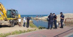 Kuşadası Kocagöl'de balık ölümleriyle ilgili inceleme yapıldı
