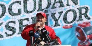 Sanayi ve Teknoloji Bakanı Varank: Türkiye'yi dünyanın ilk 10 ekonomisine sokma görevimiz var