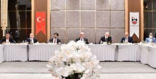 Turizm Değerlendirme Toplantısı gerçekleştirildi