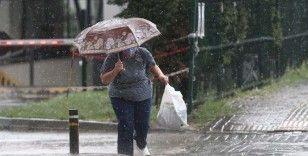 Doğu Anadolu bölgesinde gök gürültülü sağanak yağış uyarısı
