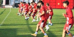 Eskişehirspor'un genç oyuncuları gözünü Altay'a dikti