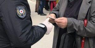 Tunceli'de Covid-19 tedbirlerini ihlale 49 bin 500 lira ceza