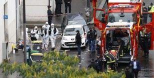 Fransız polisi satırlı saldırıda yaralı sayısını 2 olarak açıkladı