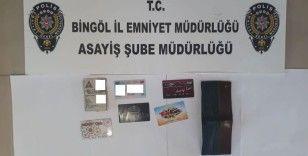 Bingöl'de hırsızlık şüphelisi 5 şahıs tutuklandı