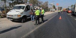 Ülke genelinde kurtarıcı ve çekicilere yönelik trafik denetimi