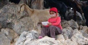 Yörük Kızı Gülsüm Şifa, derslerini artık canlı takip edebilecek