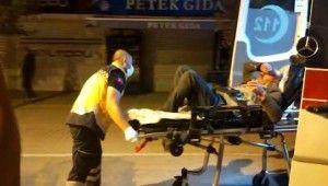 Bolu'da kavga eden 2 grup, olaya müdahale eden polis ve bekçilere saldırdı