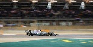 F1 Rusya Grand Prix'sinde pole pozisyonu Lewis Hamilton'ın