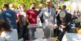 MHP Diyarbakır İl Başkanı Cihan Kayaalp güven tazeledi