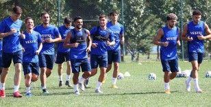 Trabzonspor'da moraller yerinde