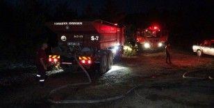 Tokat'ta orman yangını kontrol altına alındı