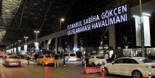 İstanbul Sabiha Gökçen Havalimanı'nı yaz döneminde 4,8 milyon yolcu kullandı