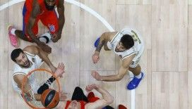 Basketbol THY Avrupa Ligi'nde rekor Real Madrid'de