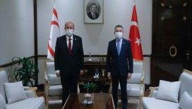 KKTC Başbakanı Tatar'dan ilk açıklama