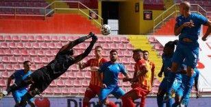 Kayserispor 5 gol yedi