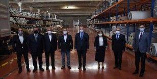 Gaziantep Valisi Gül: Biz 300 firma açmadık biz 300 tesis açtık
