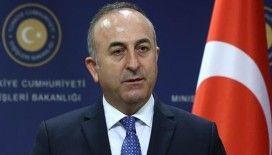 Çavuşoğlu, 'Azerbaycan sahada çözmek istiyorsa biz Azerbaycan'ın yanında olacağız dedik'