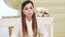 Mihriban Aliyeva'dan destekleri için Türk halkı ve Cumhurbaşkanı Erdoğan'a teşekkür