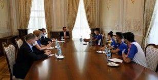 Başkan İmamoğlu: 'İstanbul'a iki olimpik atletizm pisti daha kazandıracağız'
