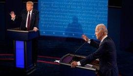 ABD'de başkan adayları Trump ile Biden canlı yayında karşı karşıya geldi