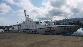 Gürcistan'a ait 2 sahil güvenlik botunun bakım ve onarımı Türkiye'de yapıldı