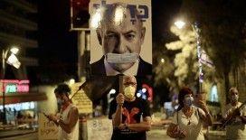 İsrail'de Netanyahu karşıtı gösterilere kısıtlama getirildi