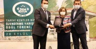 'Sabun Hanı Projesi' ve 'Ben Antep'im' filmi ödül aldı