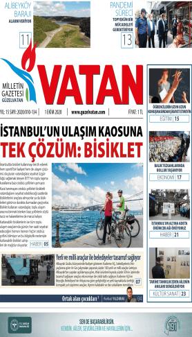 Güzel Vatan Gazetesi Sayı:133