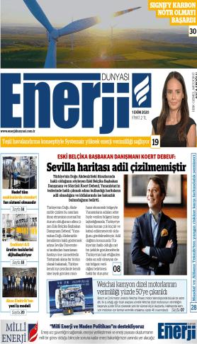Enerji Dünyası - Ekim 2020