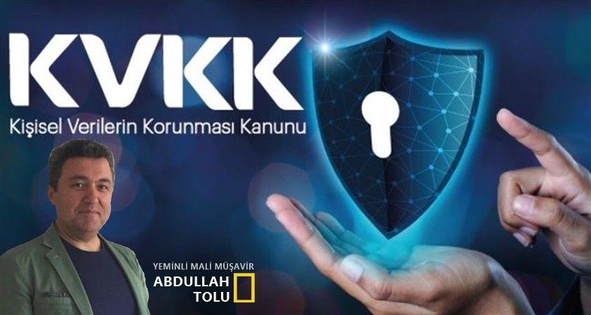 KVKK'dan VERBİS Başvurusuna ara formül..!