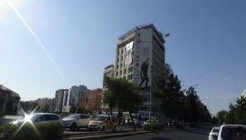 Yıkım çalışmalarına başlanan orduevi alanı Diyarbakır'a nefes aldıracak