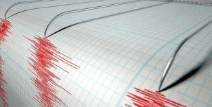 Ege Denizi'nde 4,0 büyüklüğünde deprem