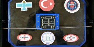 Türkiye'nin ilk cep uydusu uzay yolunda