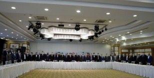 BBP'de il başkanlarının ortak adayı Genel Başkan Destici