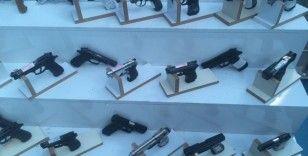 Adana'da 1 haftada 68 silah ele geçirildi